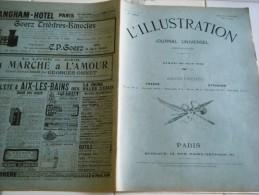 L'ILLUSTRATION 28 JUIN  1902- COURSE AUTO PARIS-VIENNE - COURSES DE TAUREAUX � MARTINIQUE-SIGNATURE TRAITE PRETORIA