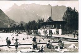 Ö-1757   SCHRUNS : Schwimmbad (Schwimmbad, Swimmingpool, Piscine) - Schruns