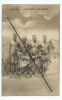 CPA- Congo Belge - Luébo- Chefs Baketès - Congo Belge - Autres
