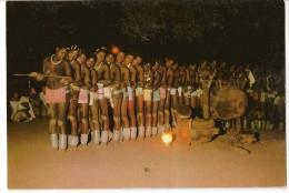 "S1415 - Tribal  Life -venda Girls Dancing The ""Python Dance"" - Nus - Südafrika"