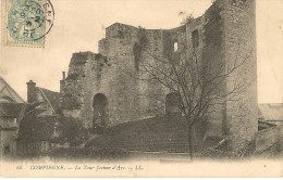 CPA-1900-60-COMPIEGNE-TOUR  JEANNE D ARC-TBE - Compiegne