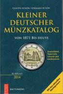 Schön Kleiner Münz-Katalog 2014 New 15€ Für Numisbriefe Coin Of Germany Austria Helvetia Liechtenstein 978-3-86646-097-3 - Livres & Logiciels