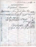 16-9-1880-TRIMBACH-STEINMANN-FATTURA - Schweiz