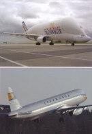 HK - AVIAÇÃO - Lufthansa / Airbis Industrie - 1946-....: Modern Era
