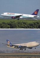 HK - AVIAÇÃO - Air Berlin / Air Atlanta