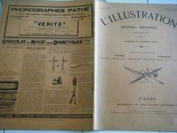 L�ILLUSTRATION 21 FEVRIER 1903- OMNIBUS PARIS �LA TIARE DU JUBILE - ARMEE DE SUEDE - AFFAIRE HUMBERT-BEAUTE D'ORIENT