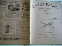 L'ILLUSTRATION 7 MARS 1903-JUBILE-FOOT-BALL � COMBATS DE GLADIATEURS �ENSEIGNES VIVANTES -SPORT-CARICATURES-PEKIN