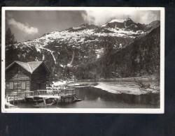 F2477 Madonna Di Campiglio ( Belluno ) Lago Malghette E Il Rifugio Albergo ( Hutte  Ed. Micheletti  - Old Small Card - Italia