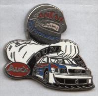 Pin´s Audi Course Rallye Dunlop Pioneer - Audi