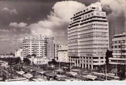 Maroc.. Casablanca.. Très Animée.. Place Mohammed V - Casablanca