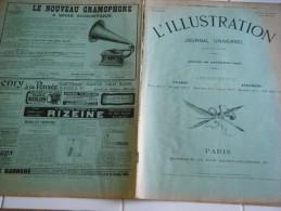 L'ILLUSTRATION 28 novembre  1903- AERONAT A CHALAIS MEUDON-EXPEDITION TIBET-REVOLUTION DE PANAMA - LA�CISATION DES HOPIT