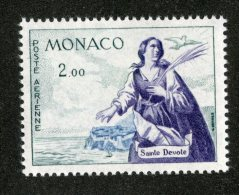 A-890  Monaco 1960   Scott #C55**  Offers Welcome! - Mónaco