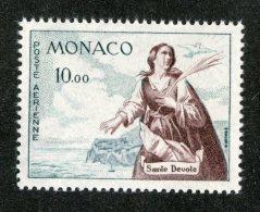 A-893  Monaco 1960   Scott #C58**  Offers Welcome! - Mónaco