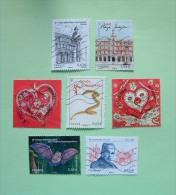 France 2013 - Heart Year Of The Snake Bat Palace - France