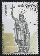 Spain, Sc , SG 3451 Study, Hinged - 1997  140p.  - Sculptures, Personalities - España