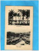 Papouasie-nouvelle Guinée--hanuabada-village Sur Pilotis -années 1900-10 - Papua New Guinea