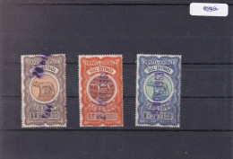 Imposta Generale - 3 Fiscaux 1963 - 6. 1946-.. Republik