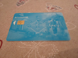 BELGIUM - better chip on Atomium 200 bef