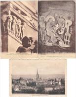 71. AUTUN. 3 Cartes - Autun