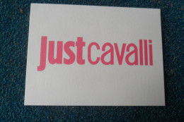 Just Cavalli - Modern (from 1961)
