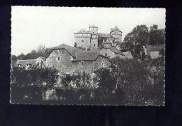 CP (12) Château De Montrozier - France