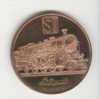 Superbe Médaille - Liliput - Autriche / Austria - Fabricant De Trains Miniatures Autrichien - Professionnels / De Société