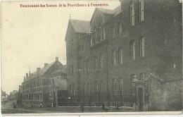 FRAMERIES.  Pensionnat Des Soeurs De La Providence à. - Frameries