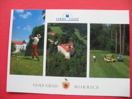GOLF GRAD MOKRICE - Slovenië