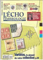 ECHO DE LA TIMBROLOGIE - ETIQUETTES - AVION - VARIETES. - Magazines