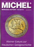 Briefmarken Rundschau MICHEL 10/2014 Neu 6€ New Stamp Of The World Catalogue And Magacin Of Germany ISBN 4 194371 105009 - Sammlungen