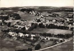 07 - Saint AGREVE - Vue Aérienne - Saint Agrève