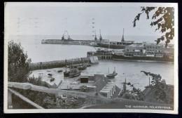 Cpa Angleterre Folkestone The Harbour    JUIA9 - Folkestone