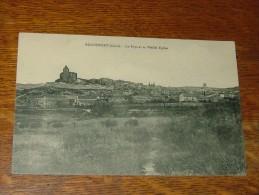 ROCHEFORT DU GARD : Le Pays Et Sa Vieille Eglise ................. EP...... 480 - Rochefort-du-Gard