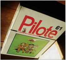 Pilote Recueil N°61 1972 état Superbe - Pilote