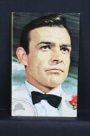 Vintage 1968 Small Calendar - Cinema/ Actors Topic: Actor: Sean Connery ( James Bond Character) - Calendarios