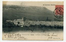 CP , 54 , LUCEY , Le Plateau Et Le Village - Other Municipalities