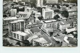 LEOPOLDVILLE  - Vue Aérienne Du Centre Ville. - Kinshasa - Leopoldville