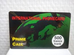 Prime Call 500 Bef  Used Rare