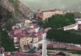 AA177- Piobbico - Castello Brancaleoni - Pesaro  - F.g. Viaggiata - Pesaro