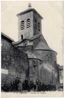 Escales - Abside De L'église ( édition Palau ) - France