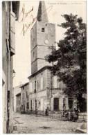 Cuxac D'Aude - Le Clocher - France