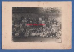 Photo Ancienne - BUDAPEST ( Hongrie , Hungary ) - Classe D´une école à Identifier - Voir Cachet - Magyar - Berufe