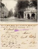 Le Touquet-Paris-Plage - Place De L'Hermitage (cachet Hôpital Complémentaire N°46) - Le Touquet