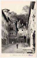 Trévoux - Rue Du Port (édition B.F.) (boucherie Thenon) - Trévoux