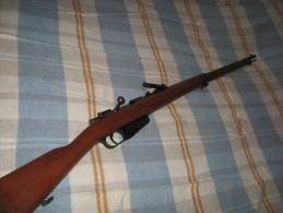 fusil carcano terni 1918 neutralis�e   cal 6.5x52