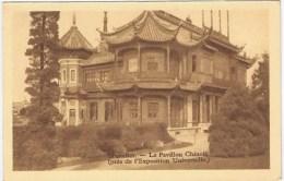 Cpa BRUXELLES Le Pavillon Chinois - Belgique