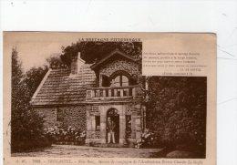 TREGASTEL. RUN ROUZ. MAISON DE CAMPAGNE DE L'ACADEMICIEN BRETON CHARLES LE GOFFIC... TBE - Trégastel