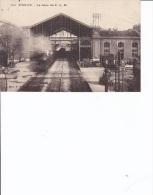 TOULON -83- La Gare Du P.L.M. - Toulon