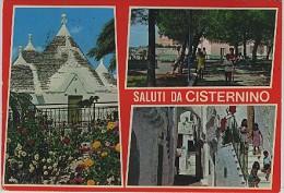 BRINDISI SALUTI DA CISTERNINO - L0814 - Brindisi