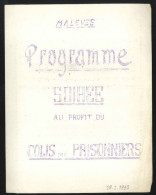 Maleves Ste Marie     1942 - Programs